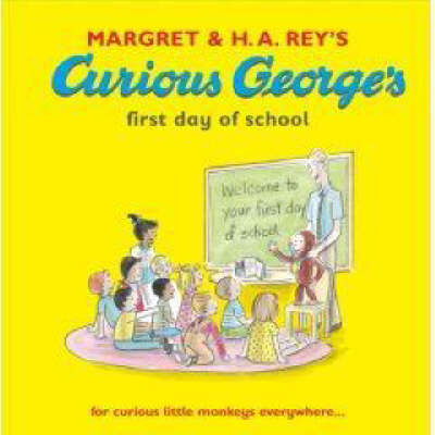 Curious George's First Day At School Mid