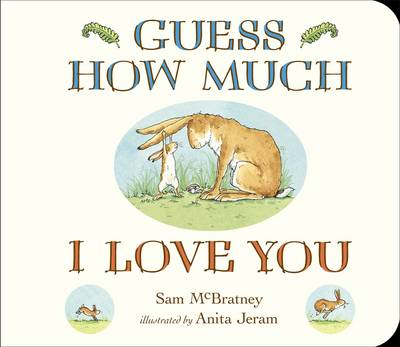 Guess How Much I Love You Board Book, new edition