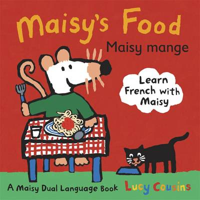 Maisy's Food Dual Language French Board