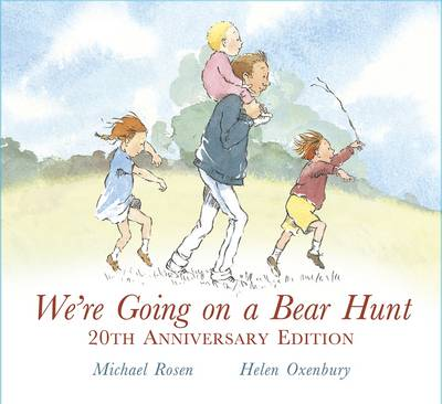 We're Going On A Bear Hunt 20th Annivers