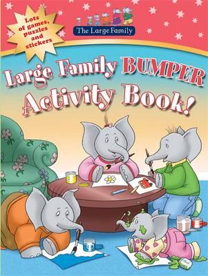 Large Family: Bumper Activity Book