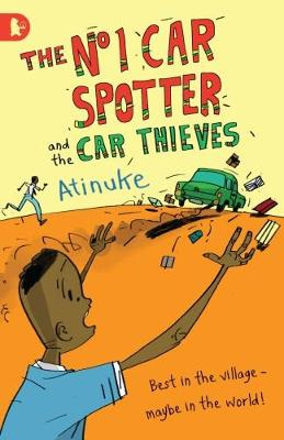 The No. 1 Car Spotter and the Car Thieves