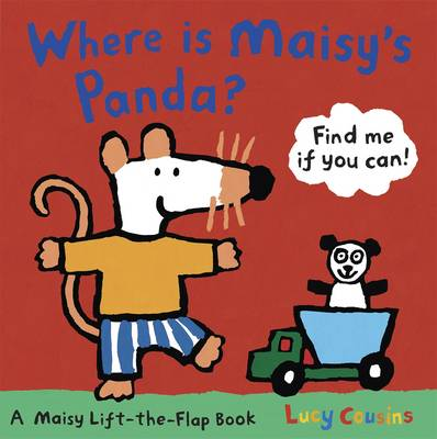 Where Is Maisy's Panda?