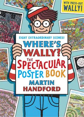 Where's Wally? The Spectacular Poster La