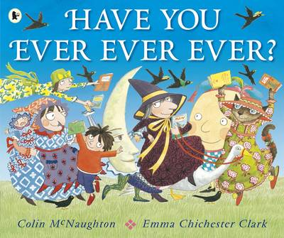 9a31162efd Book Reviews for HAVE YOU EVER EVER EVER  By Colin McNaughton and ...