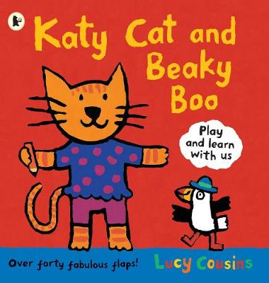 Katy Cat and Beaky Boo