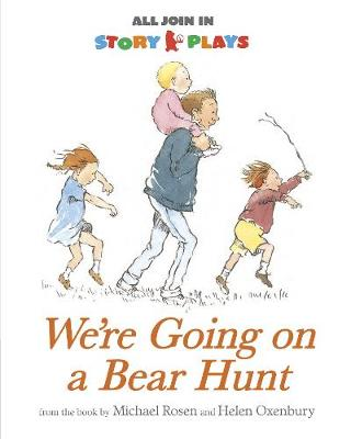 We're Going on a Bear Hunt Story Play