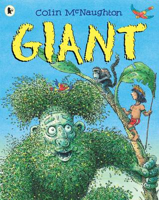 9e59d5fa84 Book Reviews for Giant By Colin McNaughton