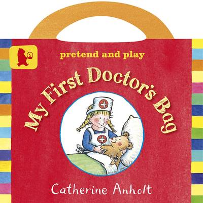 My First Doctor's Bag Board Book