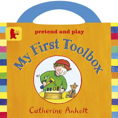 My First Toolbox Board Book