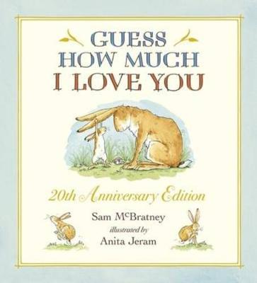 Guess How Much I Love You Anniversary Slipcase