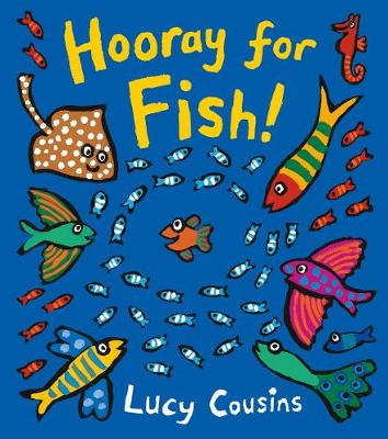 Hooray for Fish! Board Book