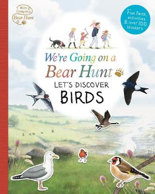 We're Going on a Bear Hunt: Let's Discover Birds