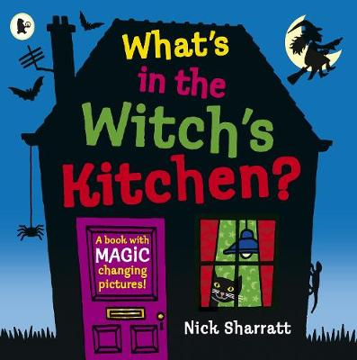 What's in the Witch's Kitchen?