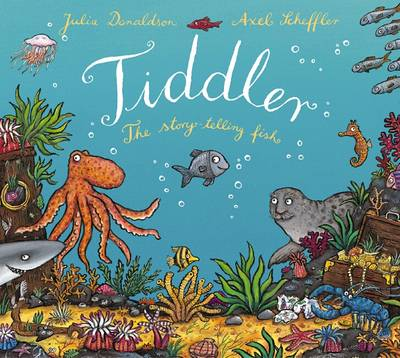 Tiddler (Board Book)