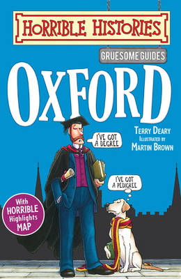 Gruesome Guides: Oxford