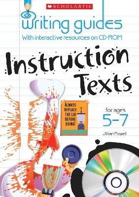 Instruction Texts for Ages 5-7