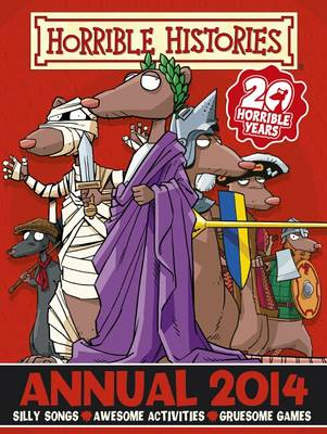 Horrible Histories Annual