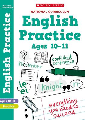 National Curriculum English Practice Book for Year 6