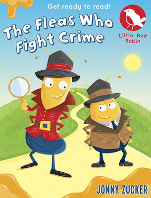 The Fleas Who Fight Crime