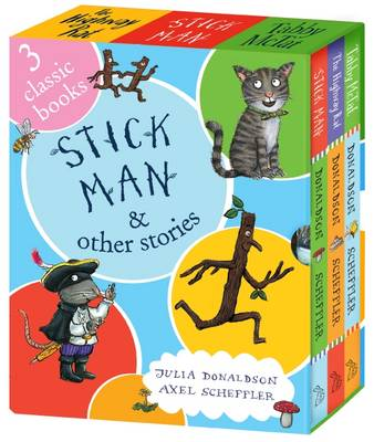 Stick Man and Other Stories Mini Boxed Set