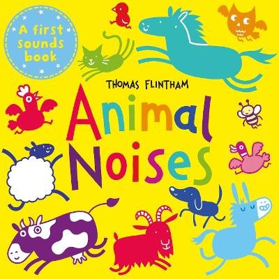 Book Reviews for Animal Noises By Thomas Flintham and Thomas