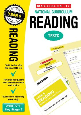 Reading Test - Year 6