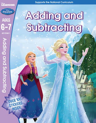Frozen - Adding & Subtracting (Year 2, Ages 6-7)