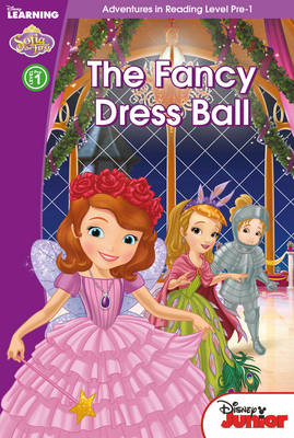 Sofia the First: The Fancy-Dress Ball (Level Pre-1)