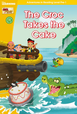 Jake and the Never Land Pirates: The Croc Takes the Cake (Level Pre-1)