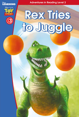 Toy Story: Rex Tries to Juggle (Level 3)