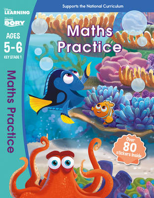 Finding Dory - Maths Practice, Ages 5-6