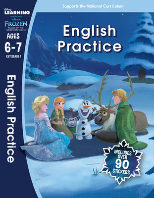 Frozen Magic of the Northern Lights: English Practice (Ages 6-7)