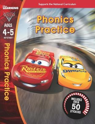 Cars 3: Phonics (Ages 4-5)