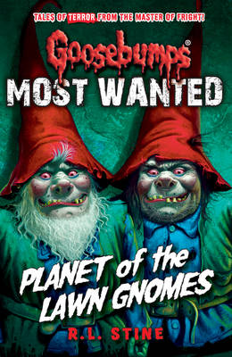 Most Wanted: Planet of the Lawn Gnomes
