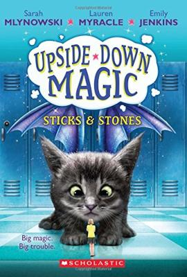 UPSIDE DOWN MAGIC #2: Sticks and Stones