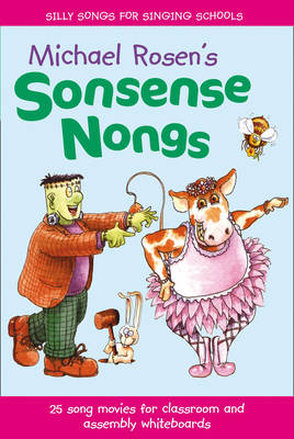 Sonsense Nongs: Singalong DVD-Rom: Single-User Licence