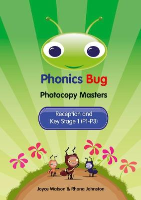 Phonics Bug Photocopy Masters: All Phases
