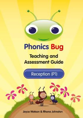 Phonics Bug Teaching and Assessment Guide Reception