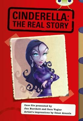 Bug Club Red (KS2) A/5C Cinderella: The Real Story 6-pack