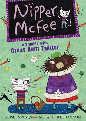 In Trouble with Great Aunt Twitter: Book 1