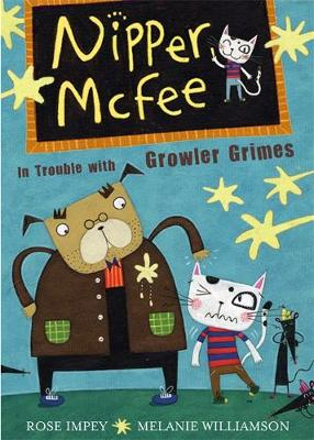 In Trouble with Growler Grimes: Book 2