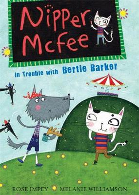 In Trouble with Bertie Barker: Book 3