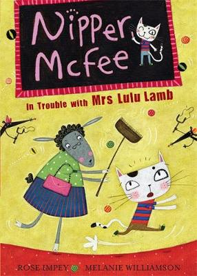 In Trouble with Mrs Lulu Lamb: Book 4