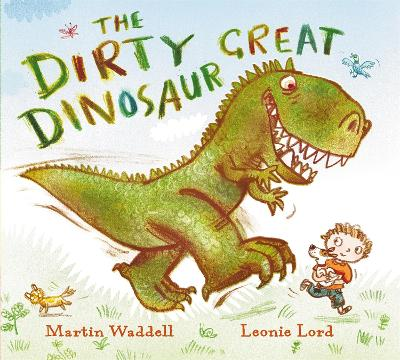 The Dirty Great Dinosaur