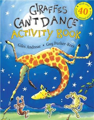 Giraffes Can't Dance Activity Book