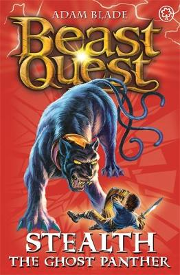 Beast Quest: Stealth the Ghost Panther: Series 4 Book 6