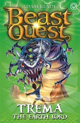 Beast Quest: Trema the Earth Lord: Series 5 Book 5