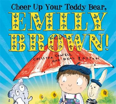 Cheer Up Your Teddy Emily Brown