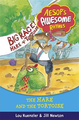Aesop's Awesome Rhymes: The Hare and the Tortoise: Book 1